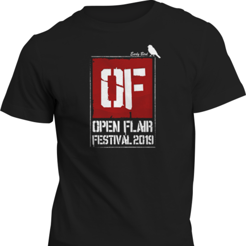 T-Shirt EARLY BIRD Official 2019