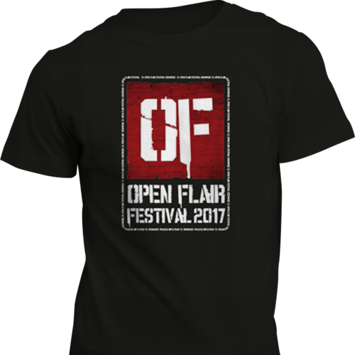 T-Shirt Official 2017